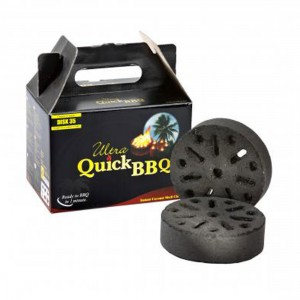 Quick BBQ Briket